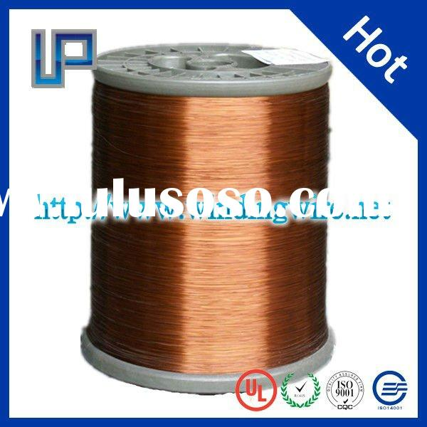 Super enameled copper wire used in transformer