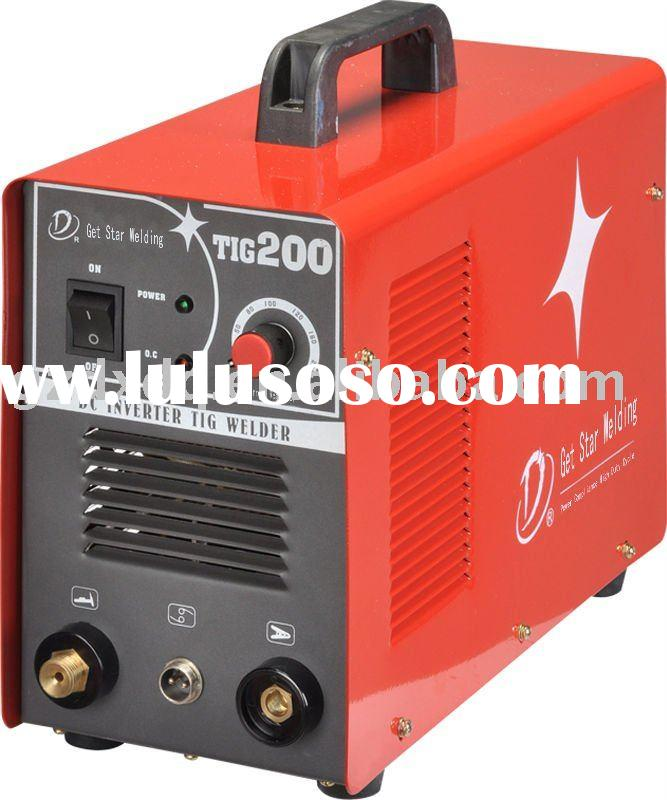 TIG-200A Inverter Argon welder with high duty cycle