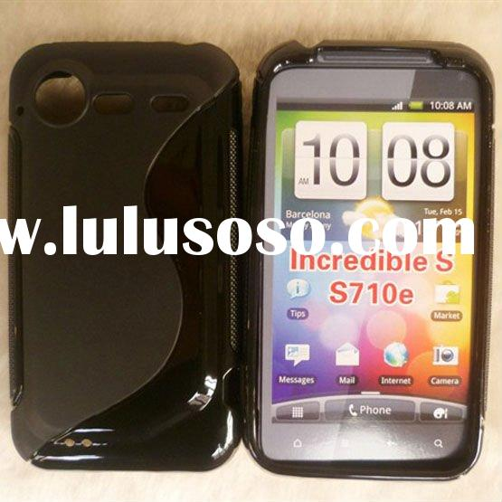 TPU s line case for HTC Incredible S S710E