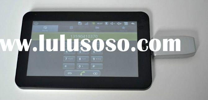 The newest and high quality 7-inch tablet pc mobile phone phone function Support Sim Card Phone Call