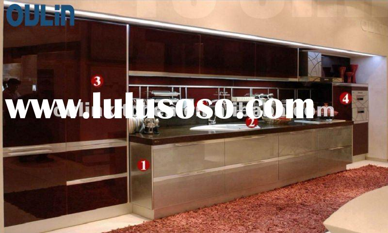 Top-brand high-end acrylic kitchen cabinet door