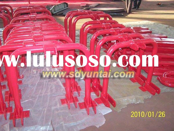 Tractor mounted lawn mower parts