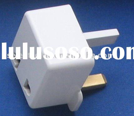 UK AC Power plug & travel adapter plug