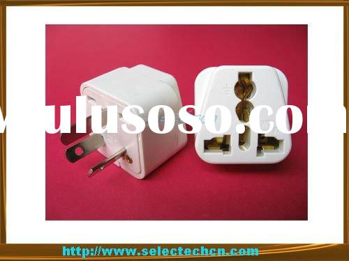 Universal Adapter,AC/DC power PLUG adapter South Africa Plug Adaptor SE-UA10
