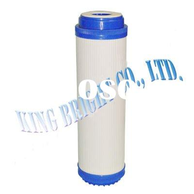 WATER FILTER GRANULAR ACTIVATED CARBON FILTER CARTRIDGES