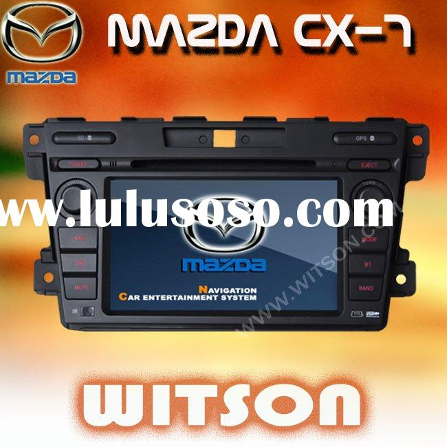 WITSON MAZDA CX-7 7 inch car dvd players