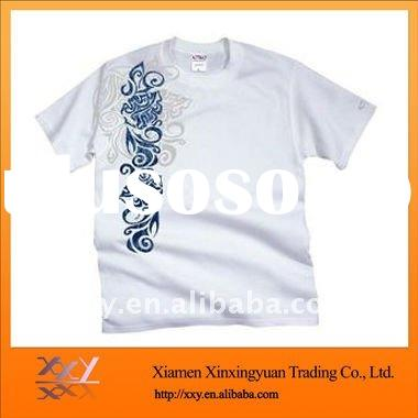 White Cotton T-shirts From India