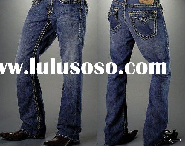 Wholesale brand jeans from China 2011, Paypal+Free shipping