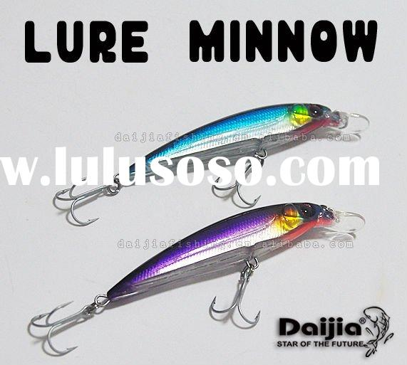Wholesale price hard lure bait Minnow fishing lure floating