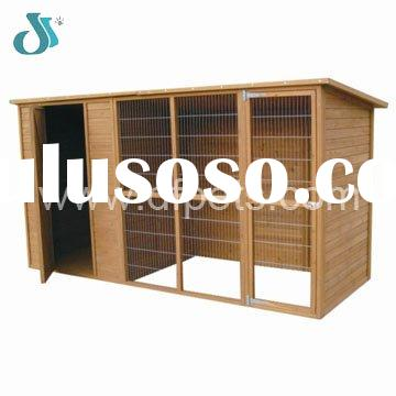 Wooden Dog Cage DFD-012