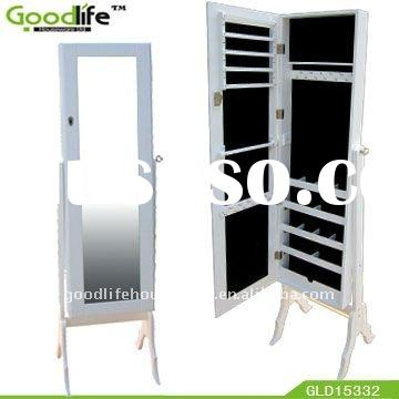 Wooden mirrored bedroom sets furniture