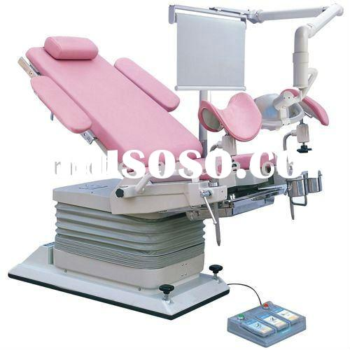 YA-S104A Electric Gynecology Operation Bed GYNECOLOGY BED