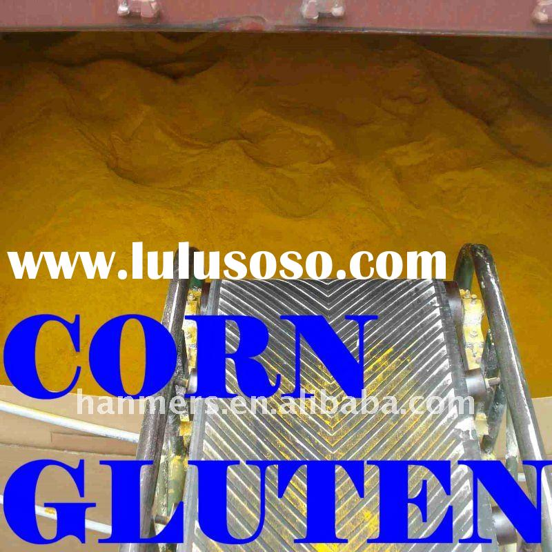 Yellow Corn Gluten Animal Feed Corn Gluten Feed