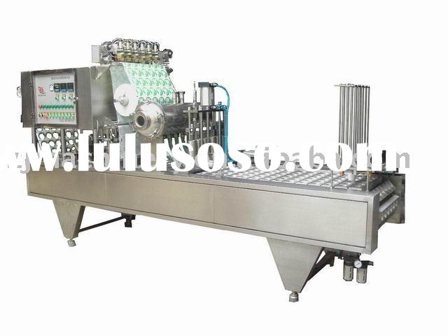 Yogurt Filling and Sealing Machine