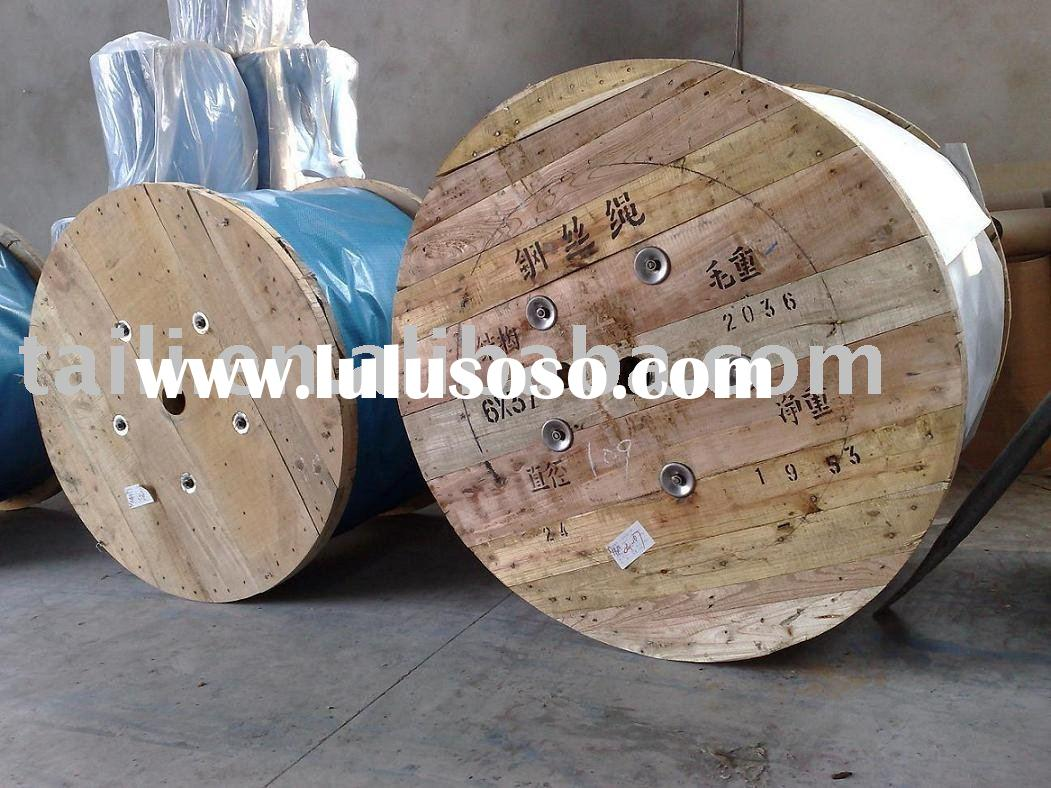 (J)Ungalvanized steel wire rope , galvanized and ungalvanized steel wire rope , steel wire rope