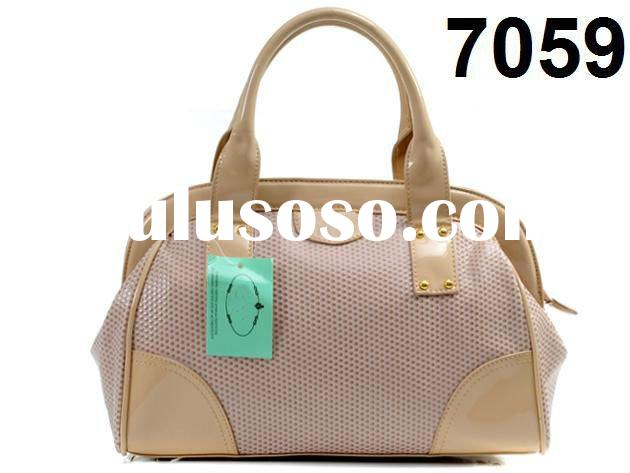 accept paypal,2011 newest wholesale fashion ladies brand handbag