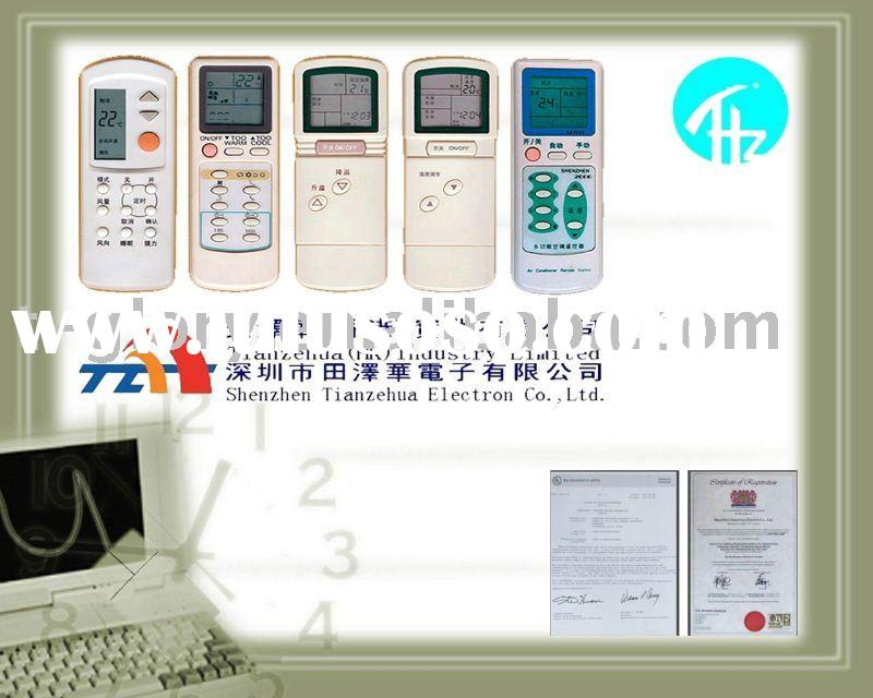 air conditioner remote control with production design