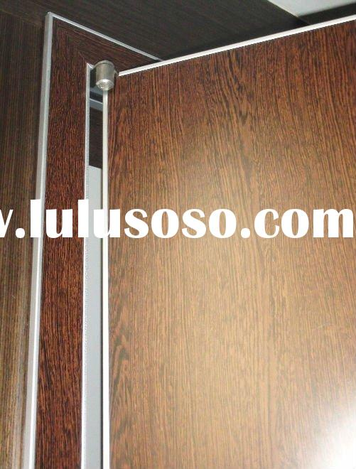 Any color aluminum interior door any color aluminum for Good quality interior doors