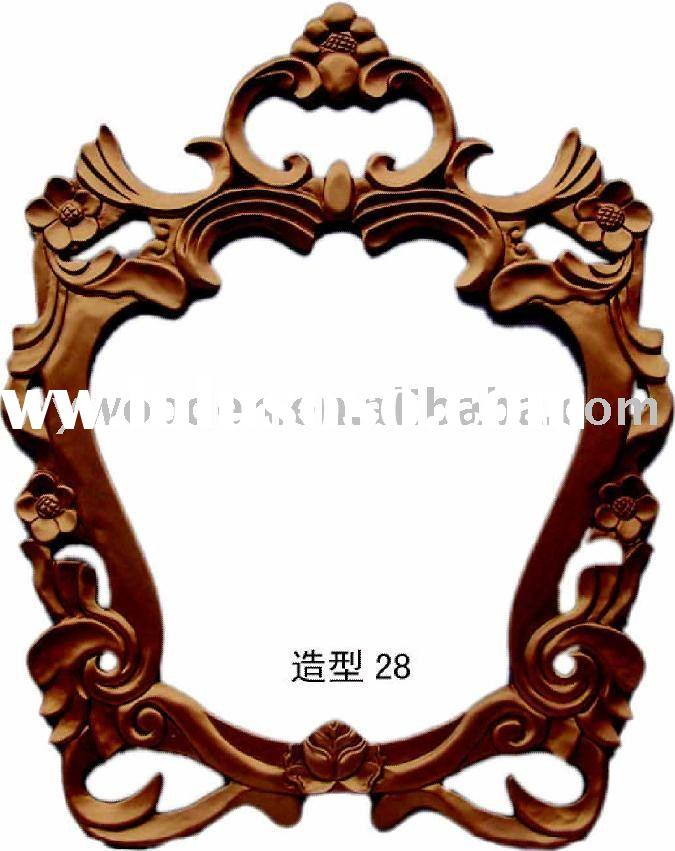 Antique Wood Frame Frame Manufacturers In