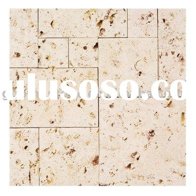 artificial white coral stone of building material