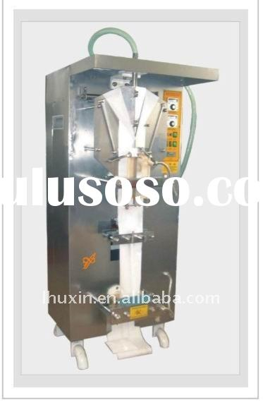 bag water filling packing machine