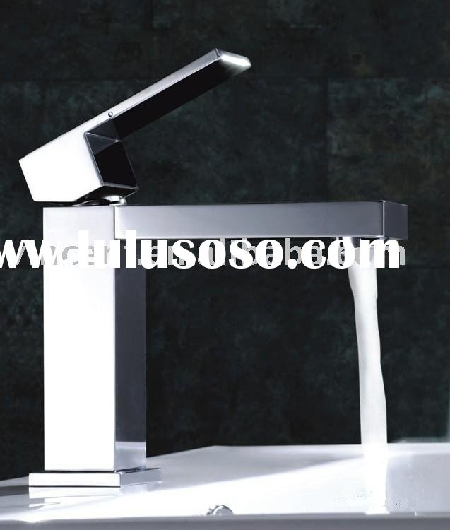 bathroom basin faucets