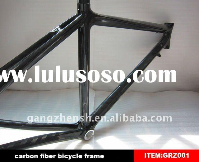 black full carbon fiber road race frame,carbon frame with many size