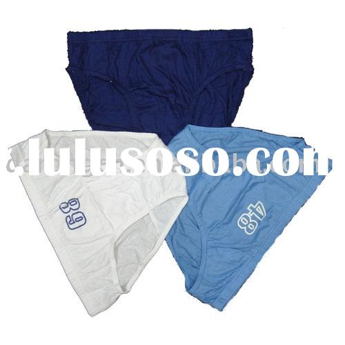 boy's underwear (short clothes, boys underwear, underwear for boys)