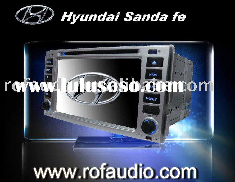 car dvd gps for Hyundai Santa fe (2007-2009)