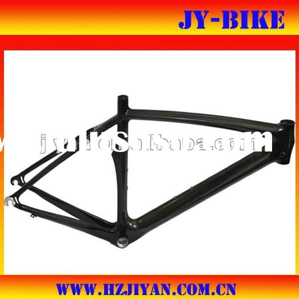 carbon triathlon bike frame