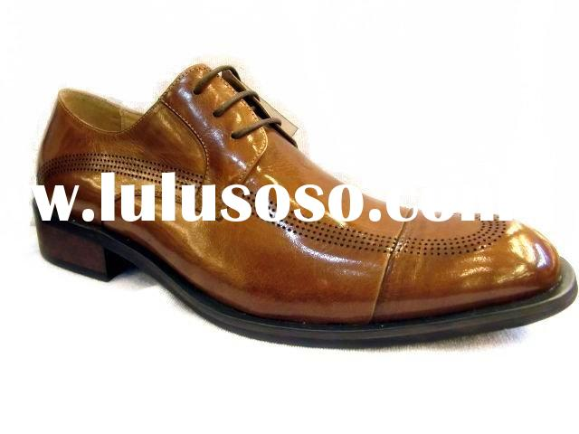 casual leather dress shoes -- 2011 hot sale shoes for men!