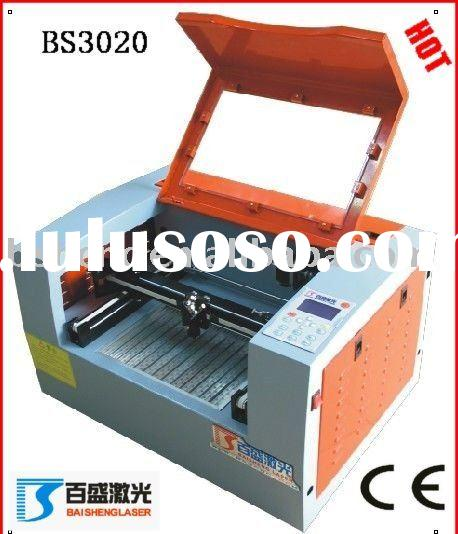 co2 mini Laser engraving machine made in China