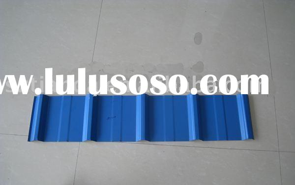 corrugated steel sheet / steel roofing sheet / galvanized corrugated sheets