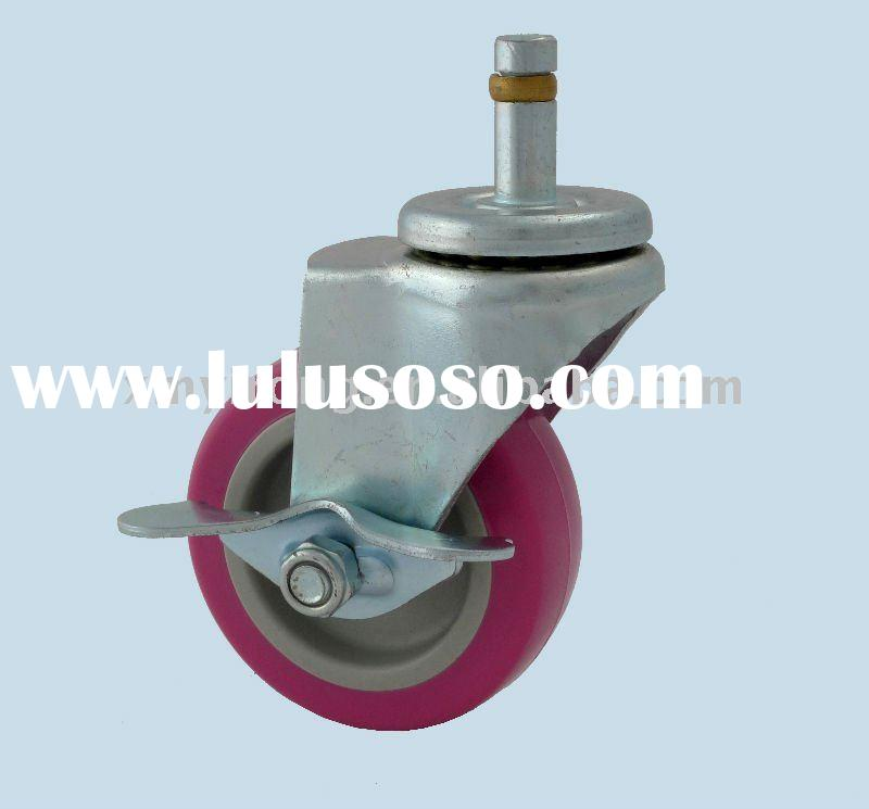 decorative indoor furniture caster wheels