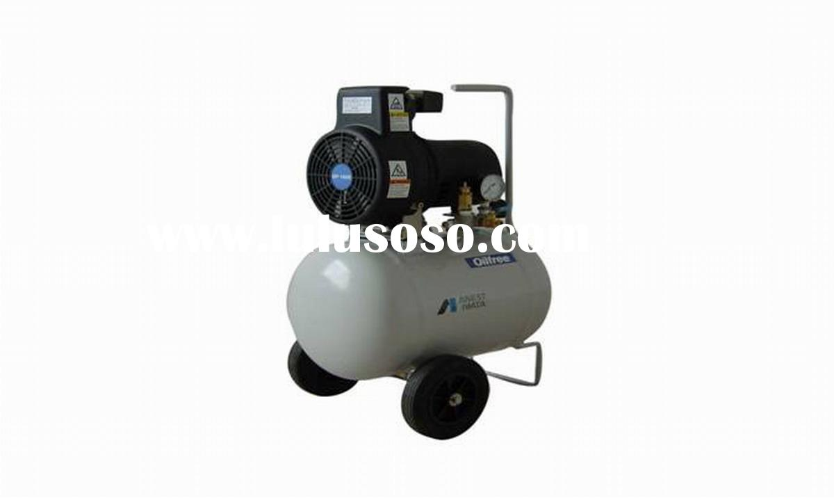 dental oil free air compressor,oil free piston air compressor TFPJ02-6
