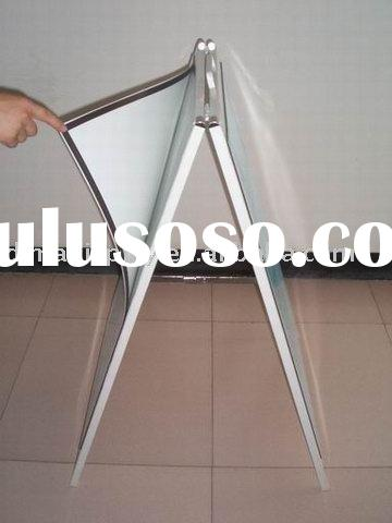 double side A board stand, double side poster holder, poster stand, sign board, advertising board