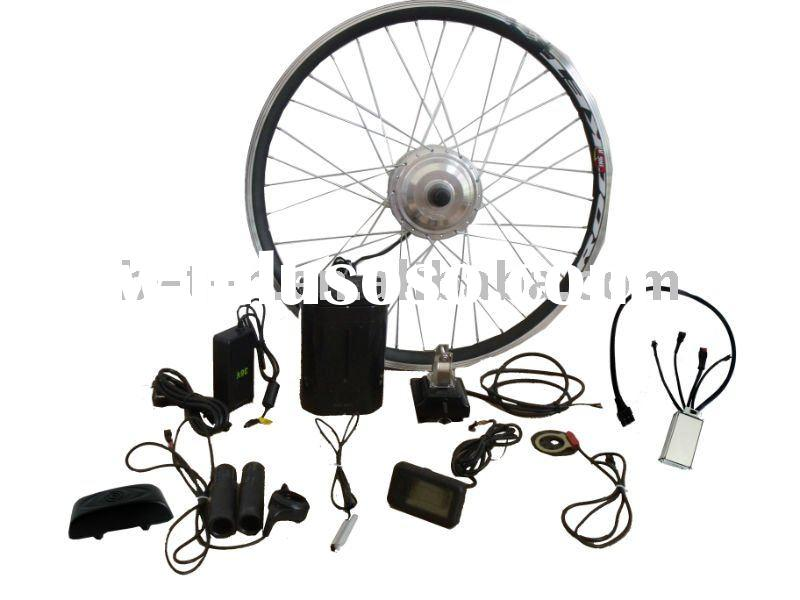 electric wheel bike conversion kit with EN15194 , adjustable speed limit,CE approved