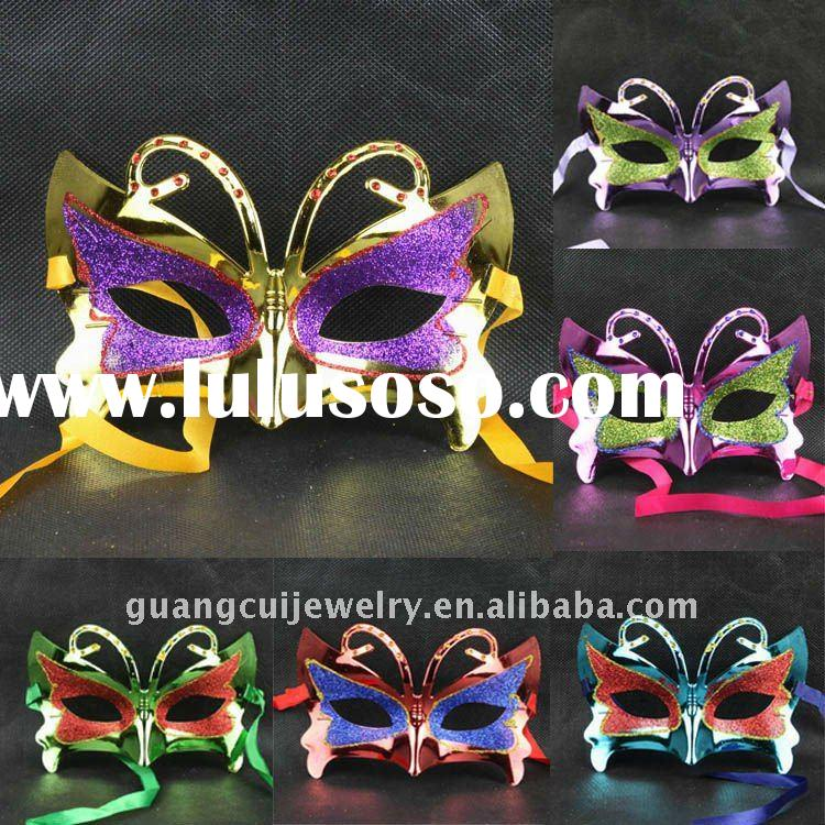 fashion butterfly masquerade mask party halloween cartoon venice mask