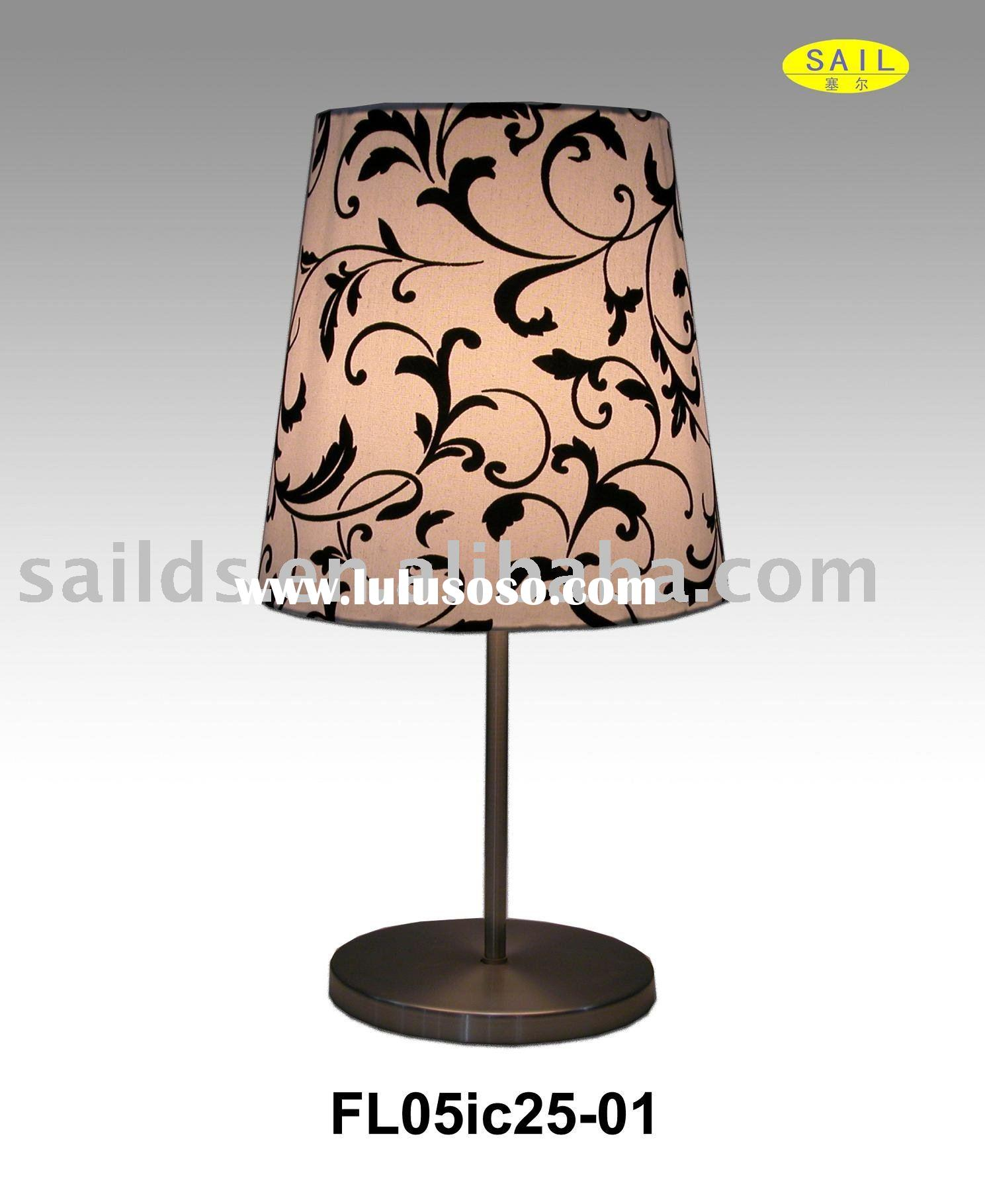 fashionable table lamp shades
