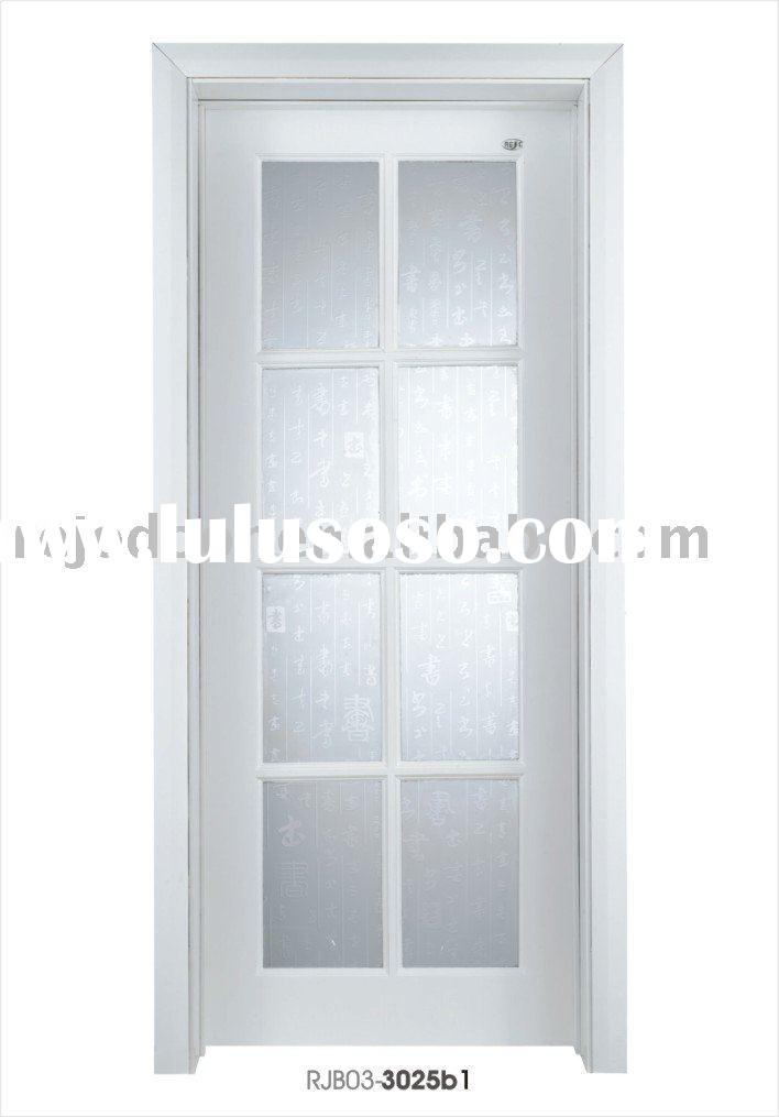 Frosted Glass Interior Door Frosted Glass Interior Door