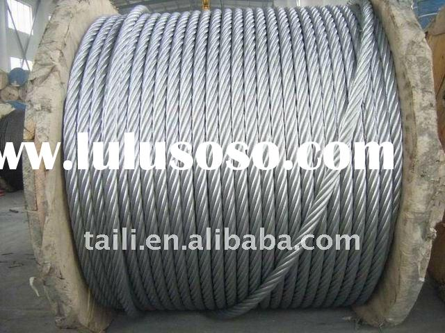 galvanized steel wire rope/galvanized wire rope/galvanized steel rope