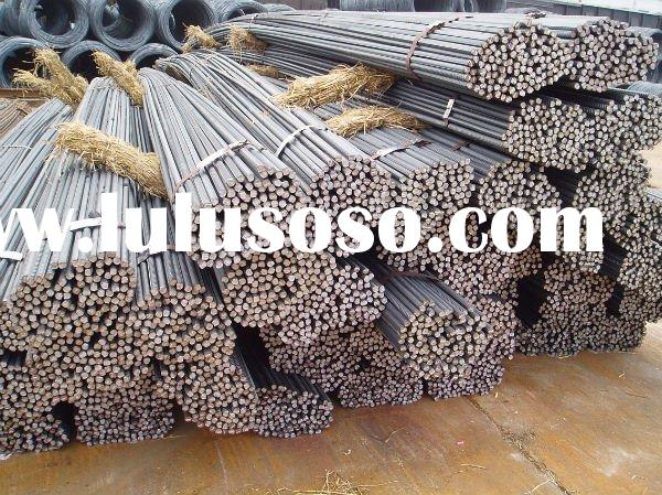 good quality and low price Reinforced deformed steel bar with profession manufacture