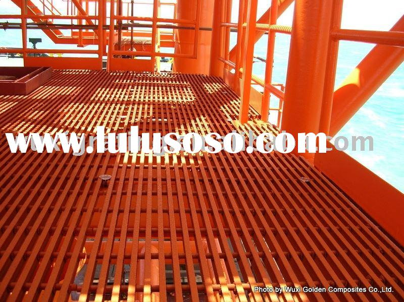 Plastic Grating Flooring Plastic Grating Flooring