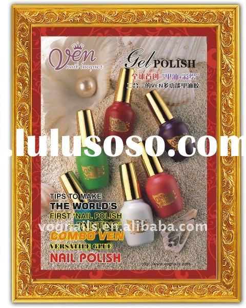 high quality VEN UV gel polish/gel nail polish/gelish/polish gel