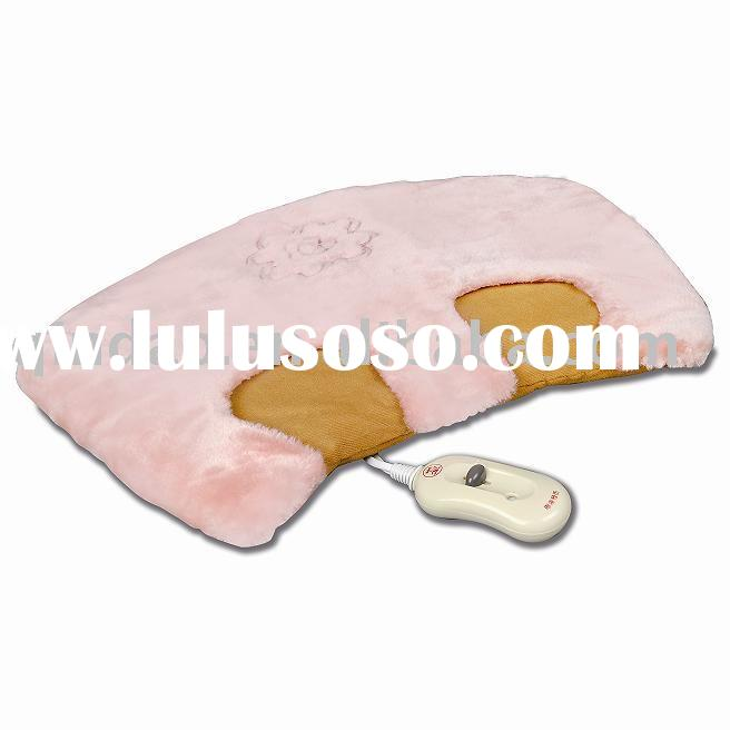hotspring mud heating foot mat /heating pad / warm pad