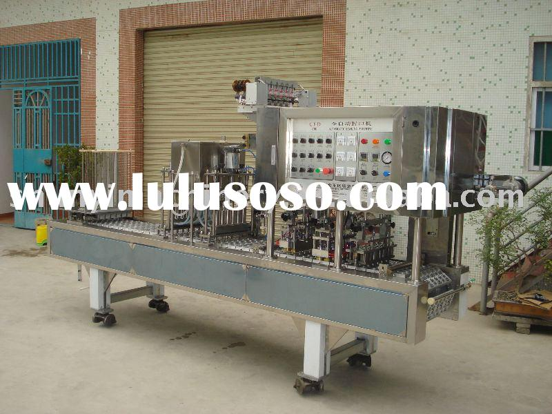 ice cream automatic filling sealing machine