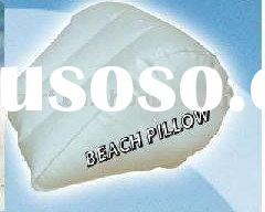 inflatable beach pillow,inflatable wedge pillow,inflatable wedge beach pillow