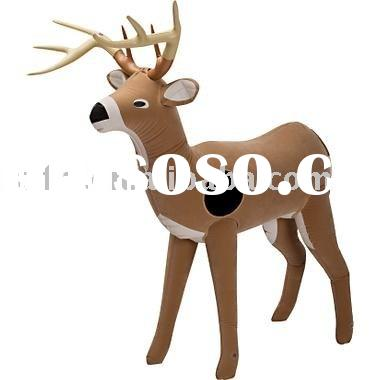 inflatable shooting target,inflatable Sportsman Shooting Deer Target,inflatable deer target