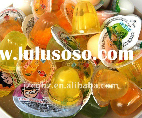 jelly/milk/ice cream/jam juice cup or bowl and box filling and sealing machine/heart shape jelly pac