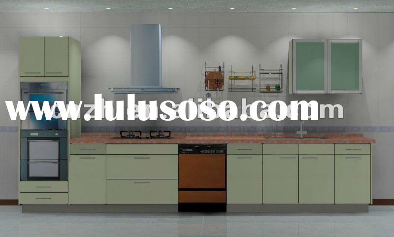 kitchen cabinet / Modular kitchen furniture (High glossy Acrylic mdf board for cabinet door)